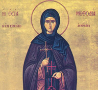 Icon of Osia Methodia