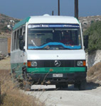 Bus Lines of Kimolos
