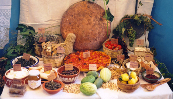 Local flavors and products of Kimolos