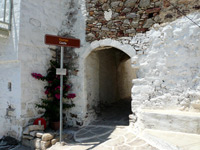 The Upper Gate of the Castle